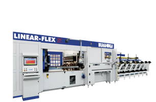 Linear shaft machines<br>end-working machines